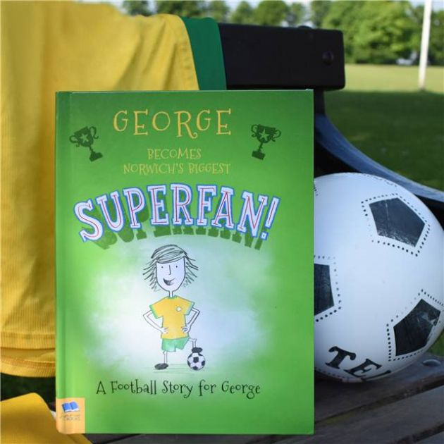 The Football Superfan - Hardback
